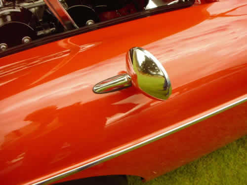 Ital Door Mirror & Omnico Classic Accessories | Classic Car Accessories